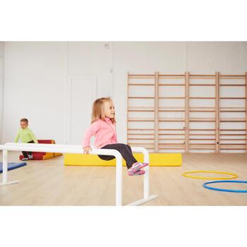 Survêtement 120 Gym Baby zippé imprimé Warm'y Zip - 1102447