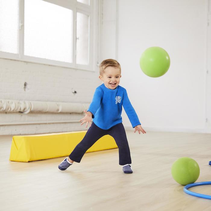 Survêtement 120 Gym Baby zippé imprimé Warm'y Zip - 1102454