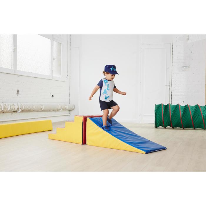 Casquette imprimé Gym baby bleu
