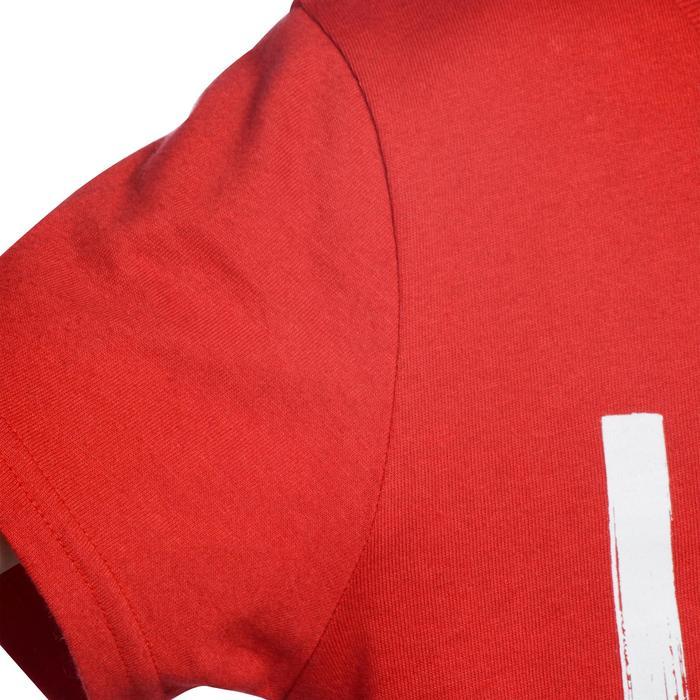 T-Shirt manches courtes 100 Gym garçon imprimé - 1102759