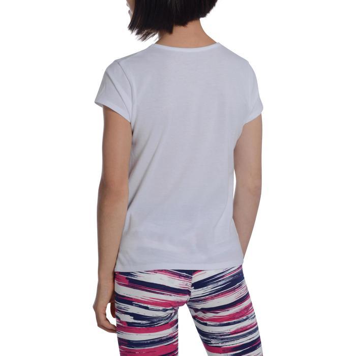 T-Shirt manches courtes 100 Gym fille imprimé - 1102880