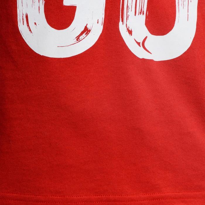 T-Shirt manches courtes 100 Gym garçon imprimé - 1102890