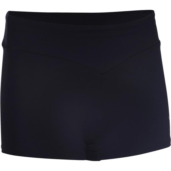 Shorty Gymnastique Féminine (GAF et GR) noir sequins. - 1102967