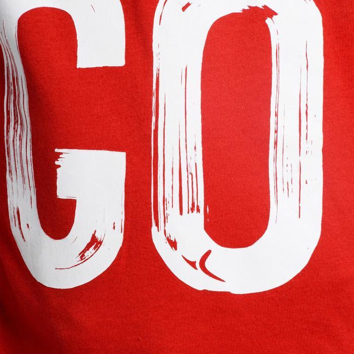 T-Shirt manches courtes 100 Gym garçon imprimé - 1102990