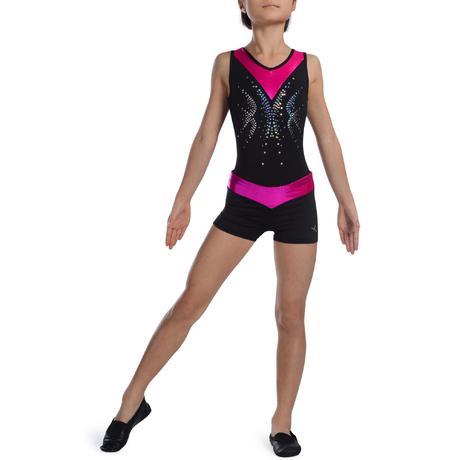 c783a1417 Girls Black Gym Shorts