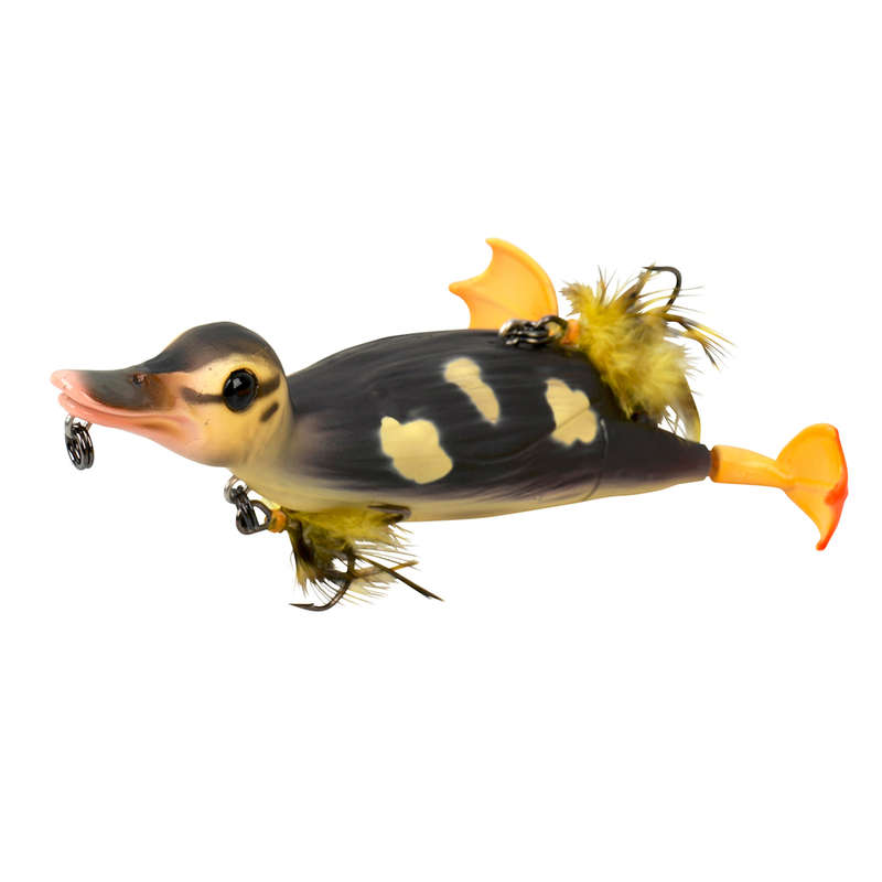 LARGE PIKE LURES - SUICIDE DUCK 10.5 CM NO BRAND
