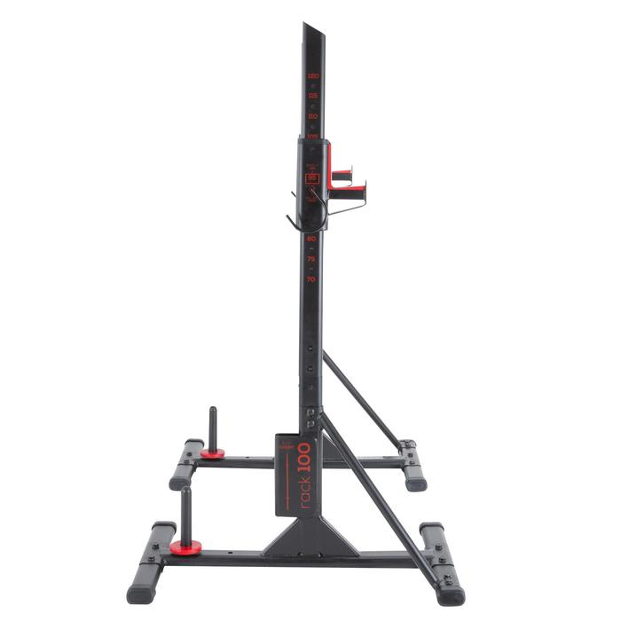 Repose barre musculation Rack 100 - 1103551