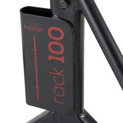Halterstandaard Rack 100