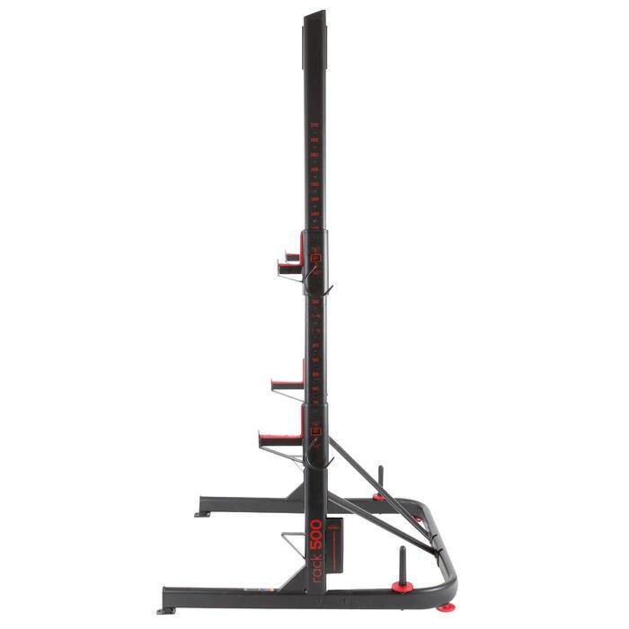 Rack musculation 500 - 1103573