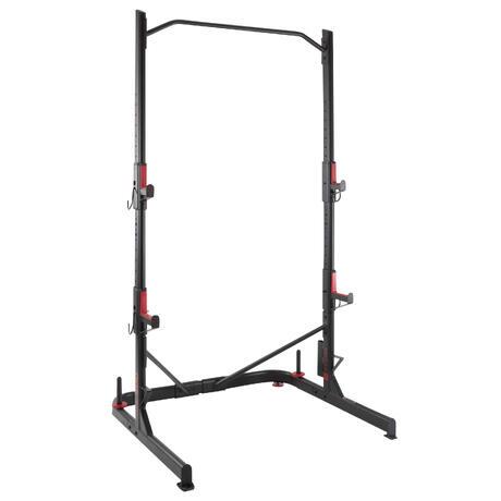 banc de musculation rack