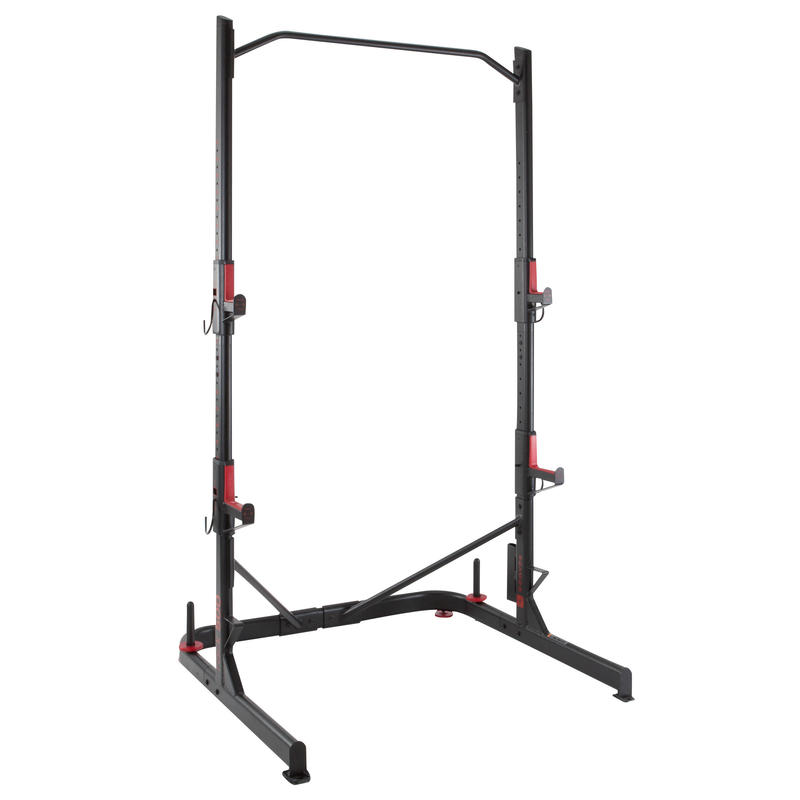 fd83b744f5c Fitness Winter Weight Training Rack Squats Chin-ups