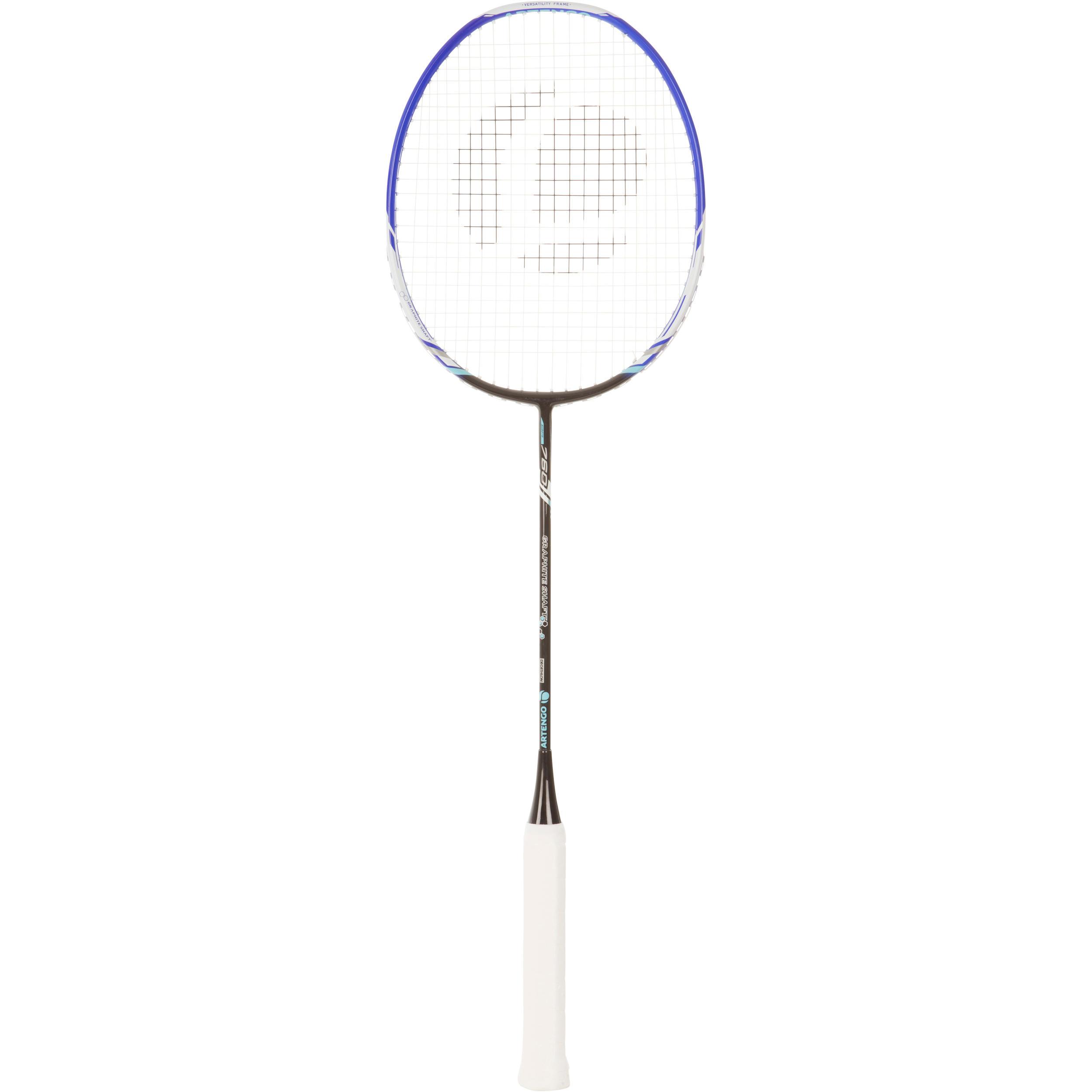 BR760 Adult Badminton Racket - Black/Blue