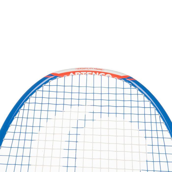 BR 700 JR Easy Grip badmintonracket voor kinderen blauw