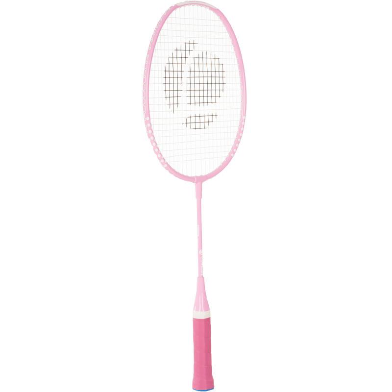 Crianças Raquete De Badminton Br 100 Jr Cor-De-Rosa - Tamanho Não