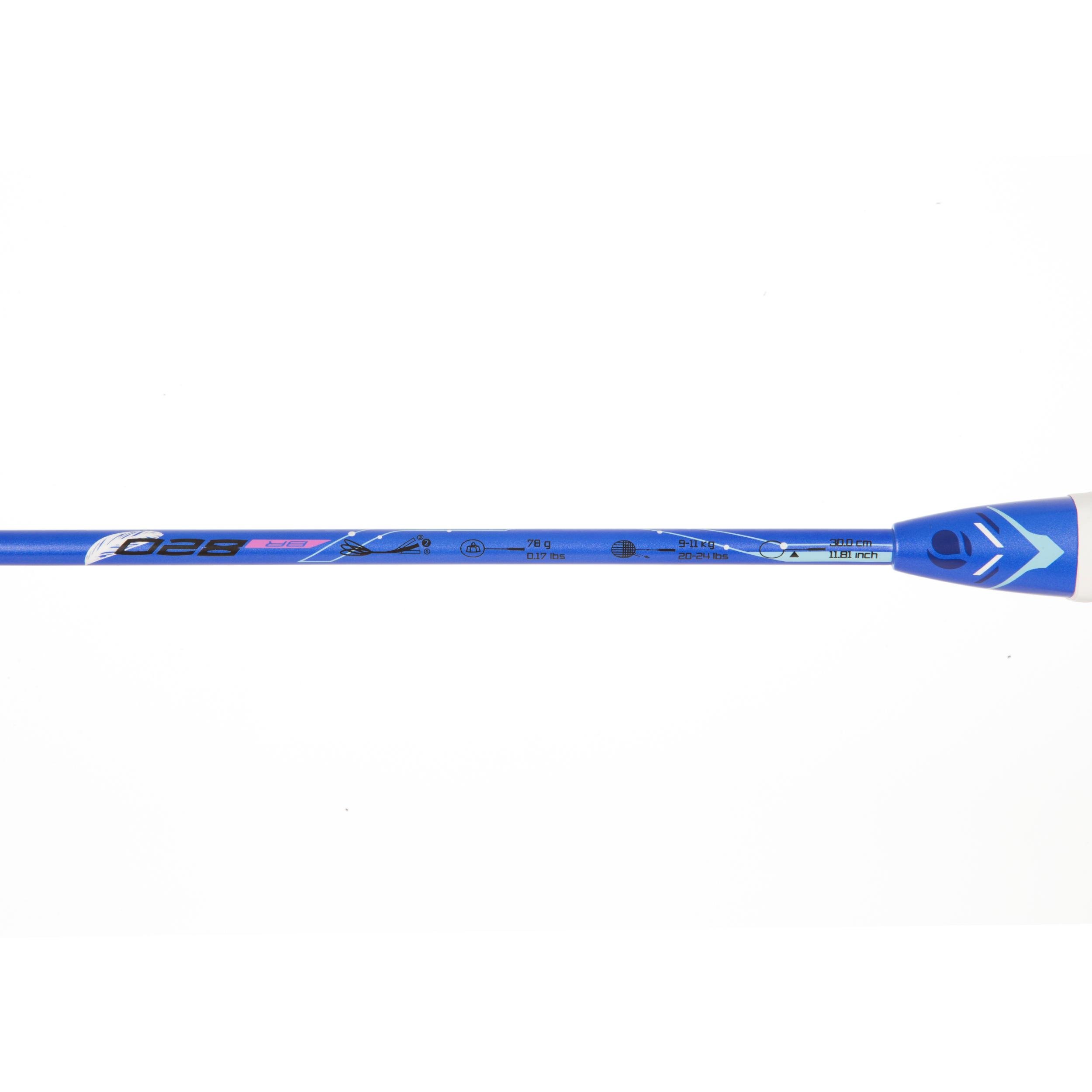 BR820 Adult Badminton Racket - Blue