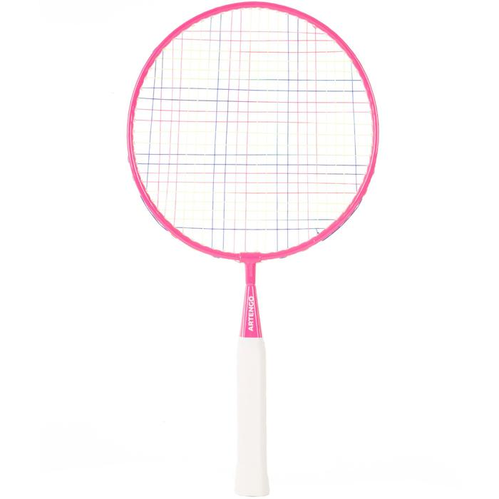 Set Discover Rose Bleu Raquette junior de badminton - 1105154