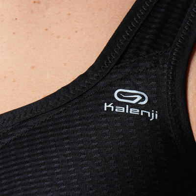 SPORTANCE RUNNING SPORTS BRA - BLACK
