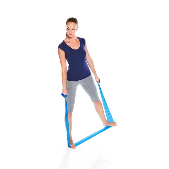 Weerstandsband voor figuurtraining of gym medium