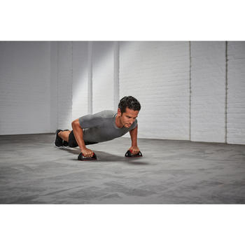Opdruksteunen voor crossfit Push up bars
