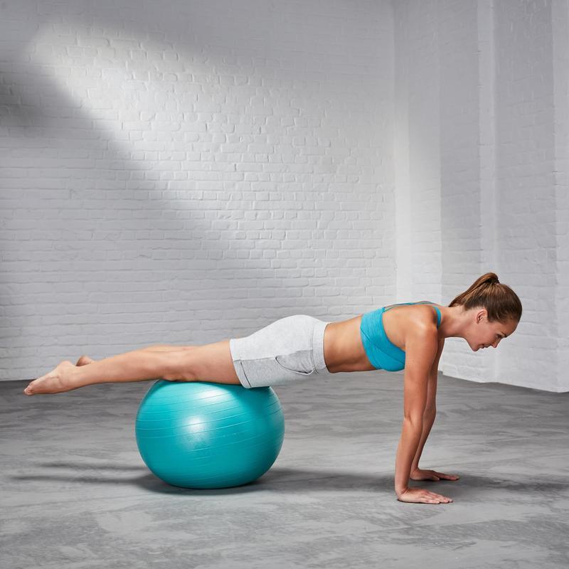 Gymnastický míč Anti Burst S  105d41d4e523