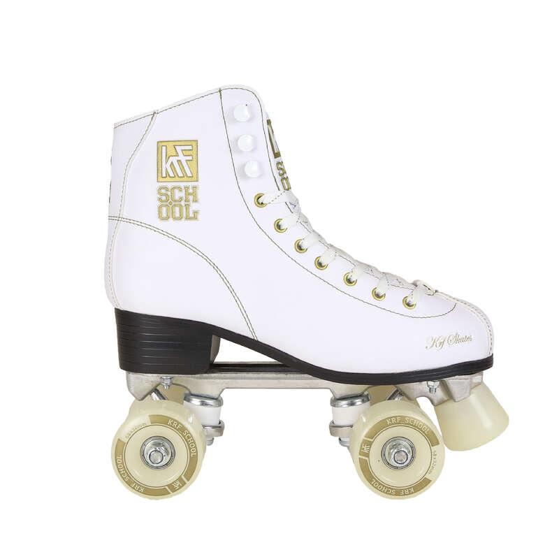 ARTISTIC QUADS - School Pro Aluminium Skates KRF