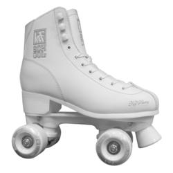 Rolschaatsen KRF School voor kinderen wit TCI