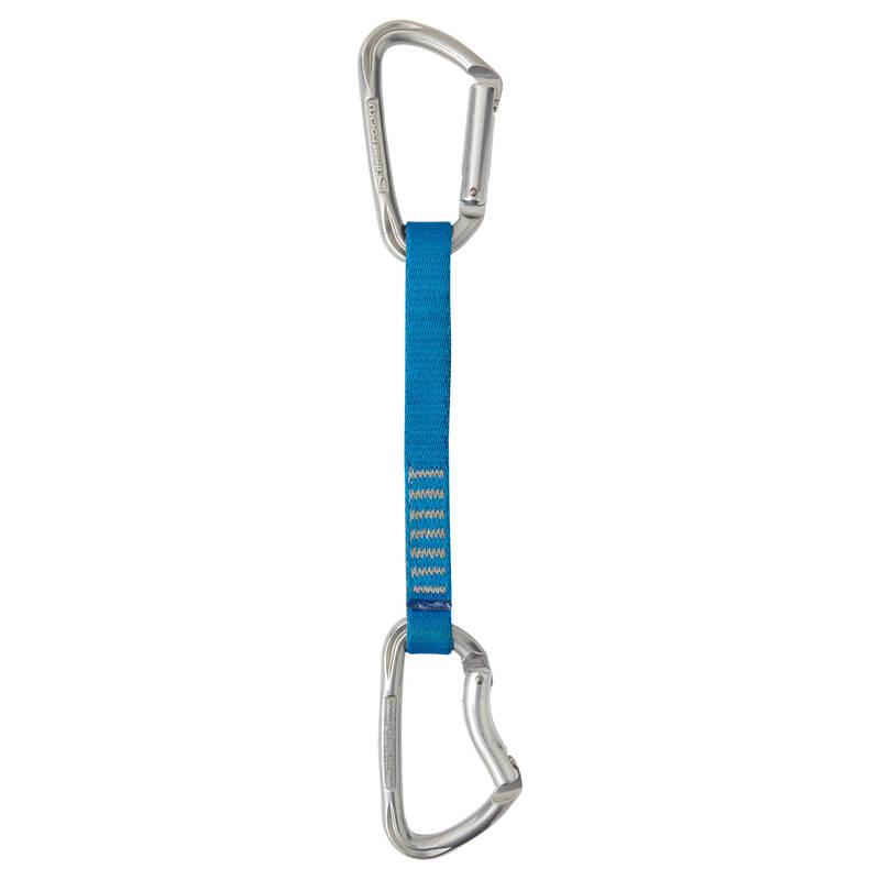 VYBAVENÍ NA HOROLEZECTVÍ Alpinismus, horolezectví - EXPRESKA ROCKY 17 CM SIMOND - Lezecké vybavení