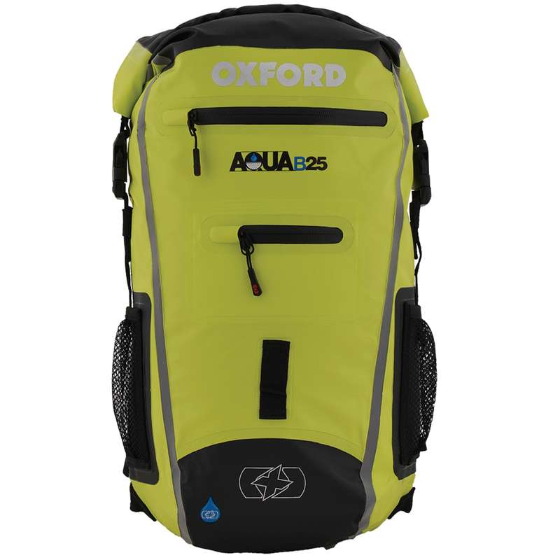 BIKE BASKETS Cycling - Aqua B-25 Waterproof Backpack OXFORD PRODUCTS LTD - Bike Travel, Storage and Transport