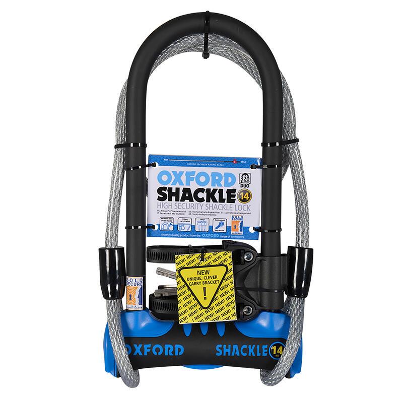 SHACKLE 14 DUO U-Lock