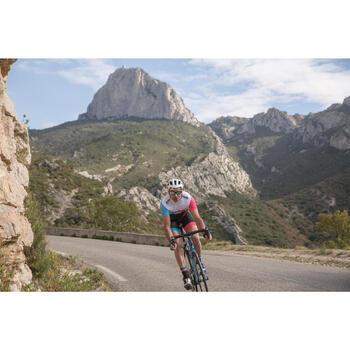 Lunettes de vélo adulte CYCLING 500 BLACK/RED noires et rouges catégorie 3 - 1105854