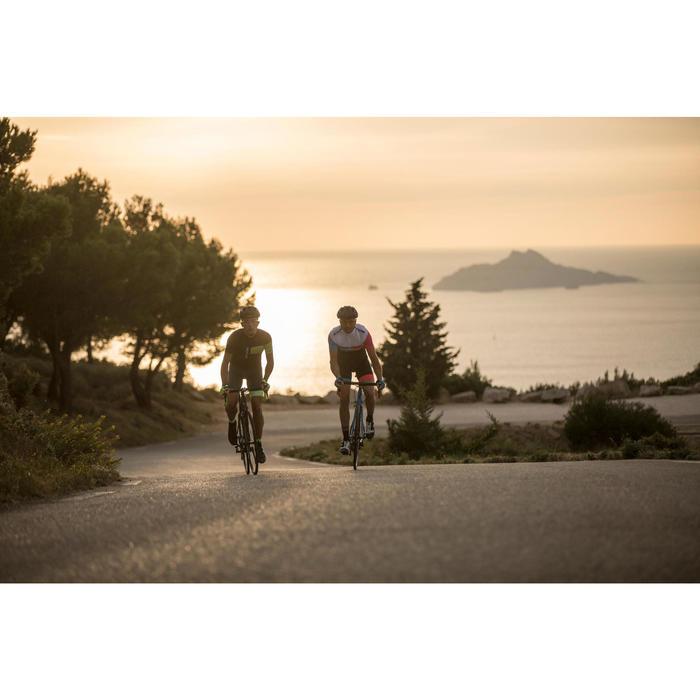 成人自行車第0類透明太陽眼鏡ST 100
