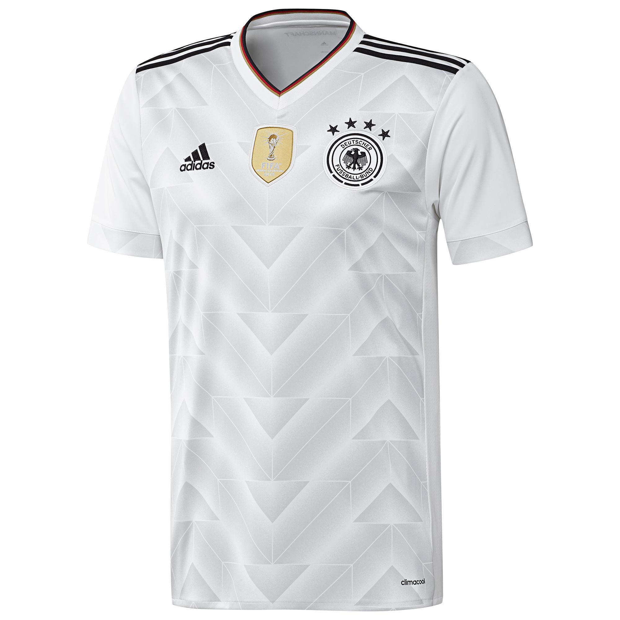 Voetbalshirt kinderen Duitsland thuisshirt 2017