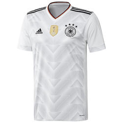 Voetbalshirt Duitsland thuisshirt confederations cup 2017 volwassenen wit