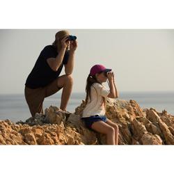 Children Hiking Binoculars x8 Magnification without adjustment- grey