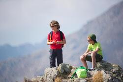 Zonnebril Teen 800 voor skiën en bergsporten, kinderen > 7, categorie 4 - 1105995
