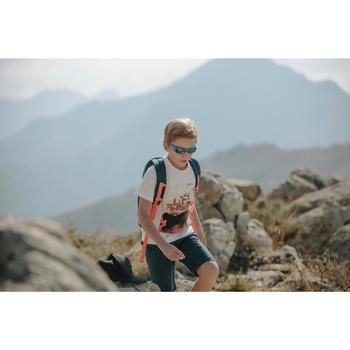 Lunettes de soleil de randonnée enfant 7-9 ans TEEN 300 noires catégorie 4 - 1106005