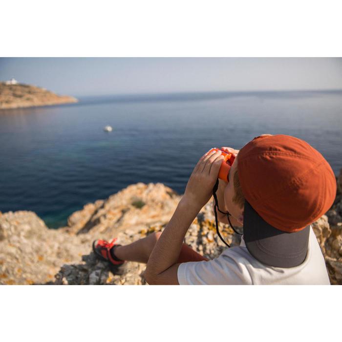 Kids' Hiking binoculars with no adjustment - MH B120 - magnification x8 - Green