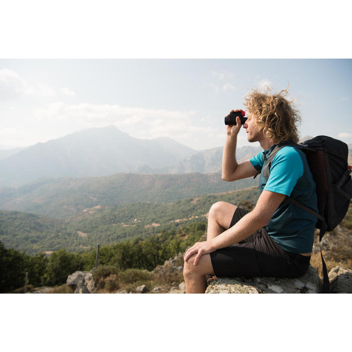 Monocular voor hiking met manuele scherpstelling MH M560 vergroting x12 zwart
