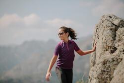Zonnebril Teen 500 voor skiën en bergsporten, kinderen 7-10, wit, categorie 4 - 1106035