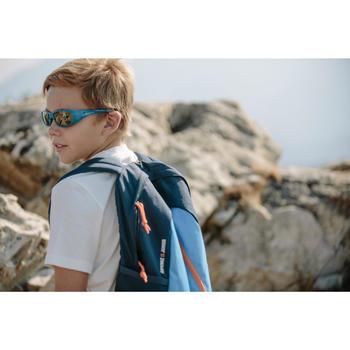 Lunettes de soleil de randonnée enfant 7-9 ans TEEN 300 noires catégorie 4 - 1106046