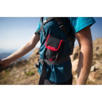 Monocular Montaña Senderismo Quechua MH M 560 Aumento x12 Negro