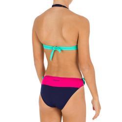 Bikini niña top COLOR BLOCK