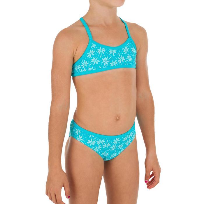 Maillot de bain 2 pièces fille BRASSIERE DE SURF BONI CACTUS - 1106083