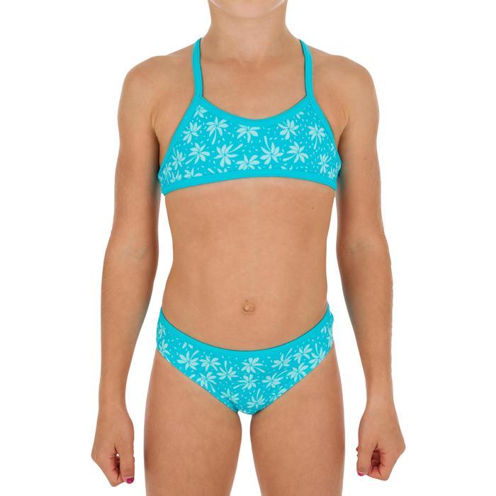Maillot de bain 2 pièces fille BRASSIERE DE SURF BONI CACTUS - 1106153