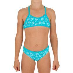 bikini niña con sujetador top espalda cruzada PALMIER