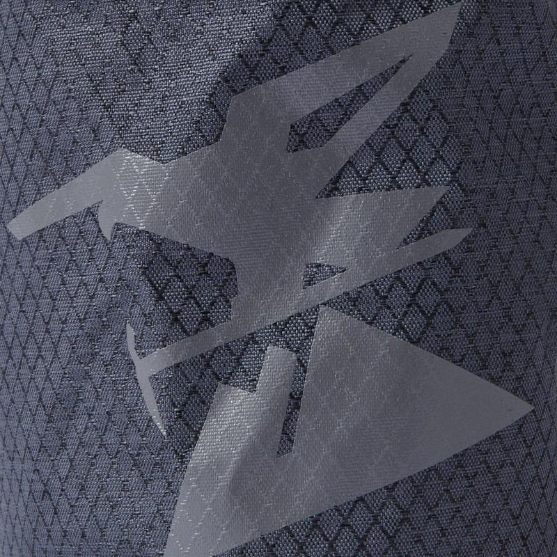 SAC A MAGNÉSIE TAILLE XL DIAMOND GRIS ASPHALTE