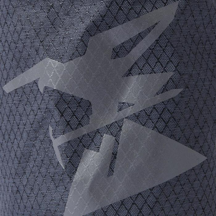 Magnesiumzak voor klimmen maat XL Diamond asfaltgrijs