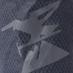 Pofzak Diamond grijs