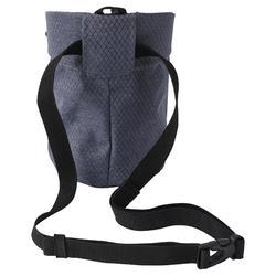 攀岩粉袋-菱格灰色