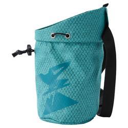 Diamond Blue Chalk Bag